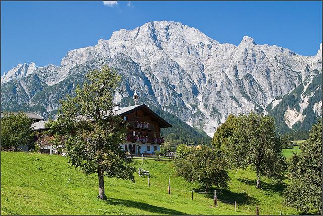 Alpesi táj
