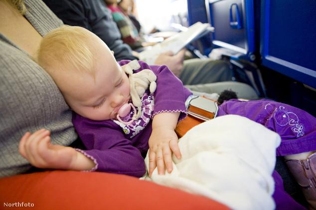 Ha baba a szomszédunk, sanszos, hogy egyszer csak elalszik. De a kövér utas sajnos nem lesz vékonyabb az út során
