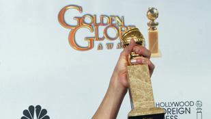 Kínos baki történt a Golden Globe honlapján