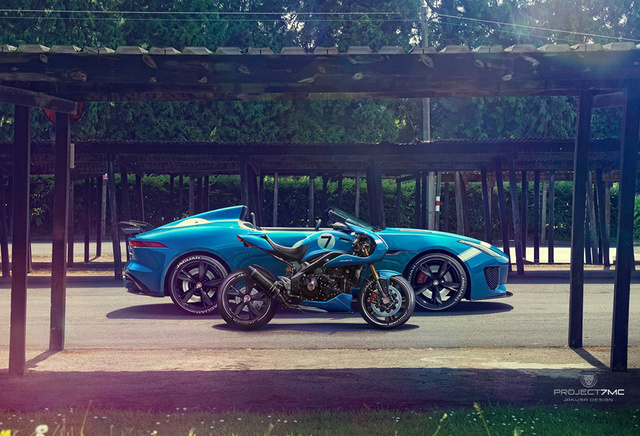jaguar project 7mc concept motorcycle 3
