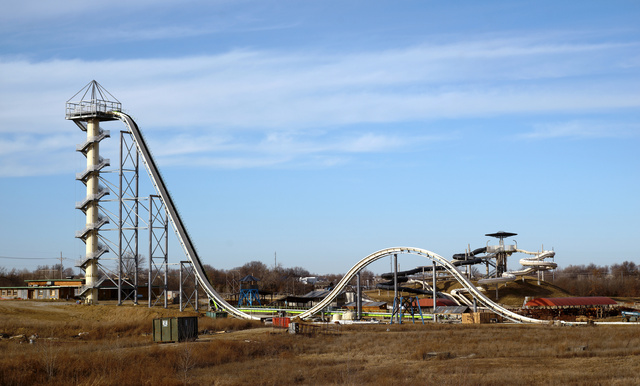 The Verrückt, Kansas City