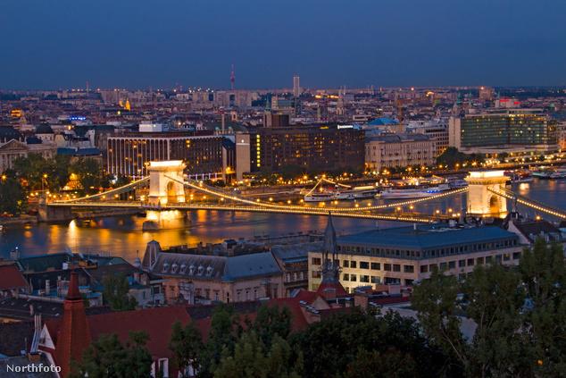 Budapest, te csodás!