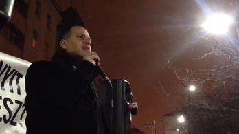 Nagyon hangosak voltak a belvárosi antikorrupciós sétálók