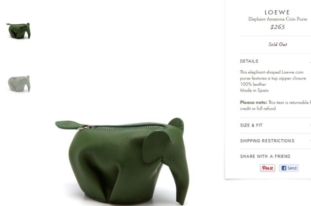 80 ezerért lehet elefántpénztárcája