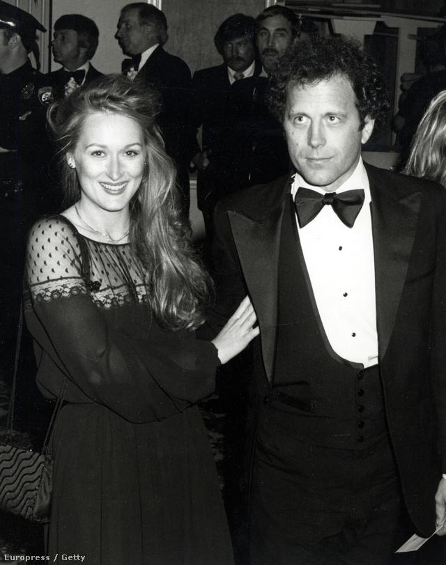 1979-ben élete Oscar-díjátadóján férjével, a szobrászként ismert Don Gummerrel. Ebben az évben a Szarvasvadász című filmben nyújtott alakításáért jelölték Oscar és Golden Globe díjra Streepet.