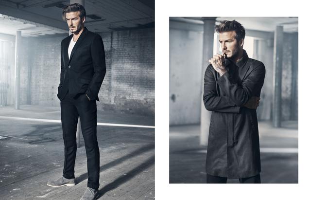 David Beckham 2015-ben is folytatja a közös munkát a H&M-mel