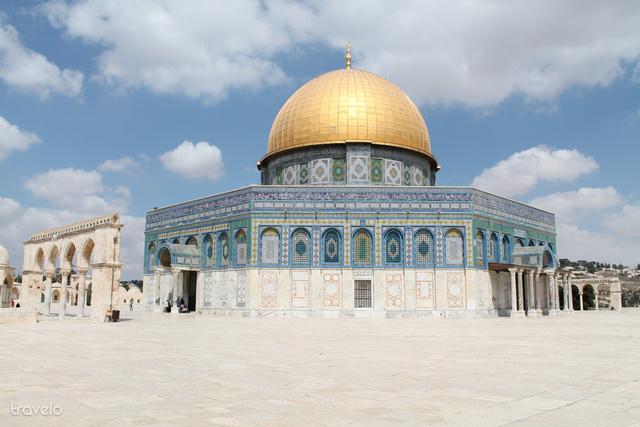 A Sziklamecset a jeruzsálemi Templom-hegyen