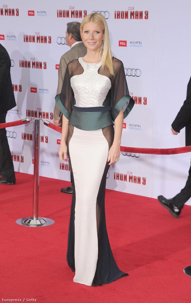 Gwyneth Paltrowot jó ideje stílusosnak tartják a szakmában. Olyannyira, hogy a pofátlanul kicsi melltartókat áruló Paltrowot a People magazin 2012-ben az év legjobban öltözött nőjének választotta meg.