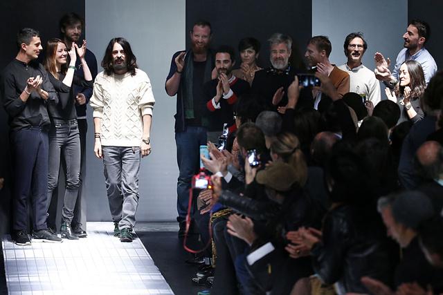 Alessandro Michele, a Gucci új kreatívigazgatója