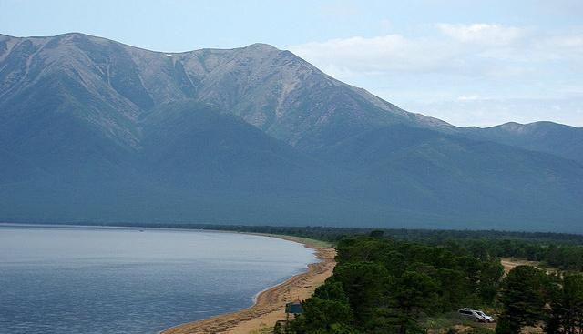 Rohamosan apad a Bajkál-tó