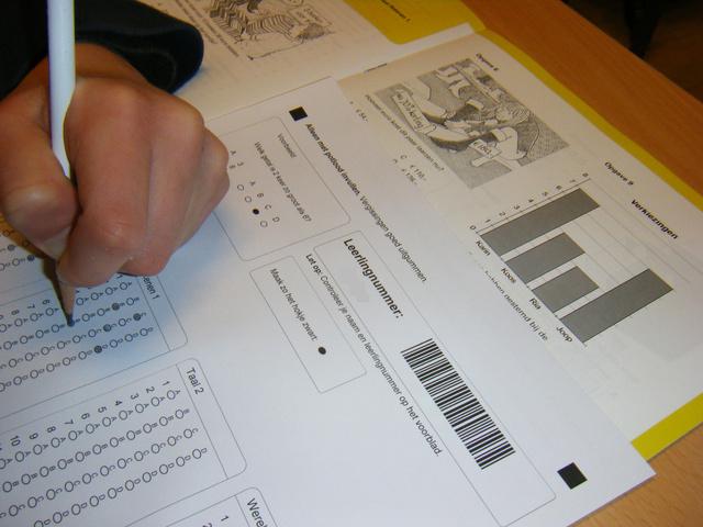 A holland CITO teszt