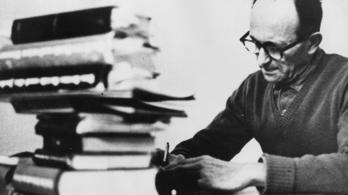 Elárverezik Eichmann naplóját