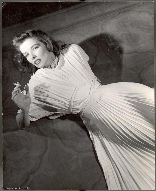 1940-es évek: Katharine Hepburn