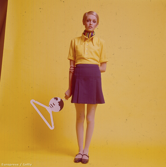 1960-as évek: Twiggy