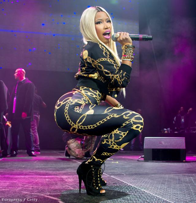 2010-es évek: Nicki Minaj