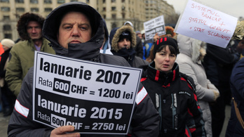 Tüntettek Romániában, olyat akarnak, amilyet a magyarok csináltak