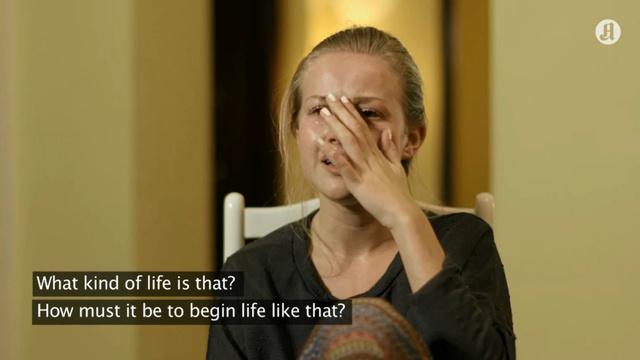 """Anniken a kirándulás után: """"miféle élet ez?"""""""