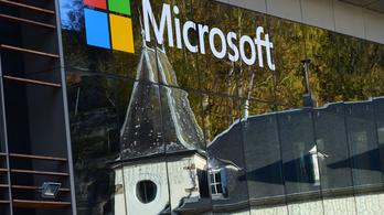 Megzuhant a Microsoft profitja