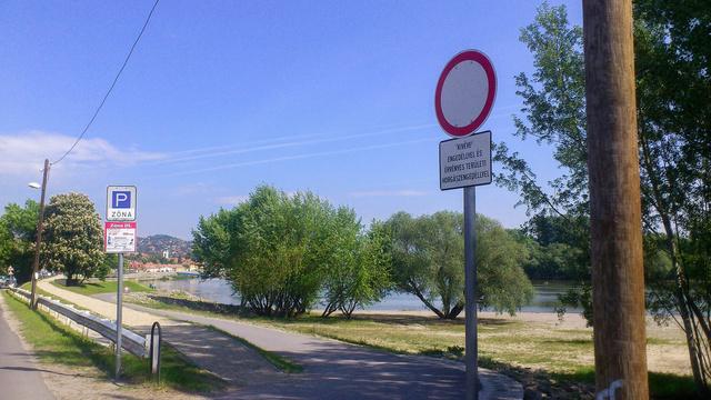 Ha horgász vagy, biciklizhetsz. Különben nem!