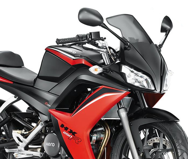 Hero HX250R Official Image Close-up-1