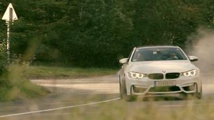 Csak sportautók - Audi TT, BMW M4