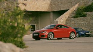 Van bugi vagy nincs bugi? – Audi TT