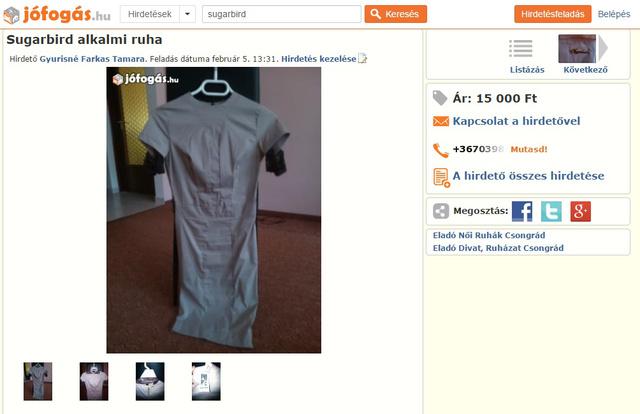33d4824efc Dívány - Offline - Magyar ruha töredékáron: hamis vagy használt