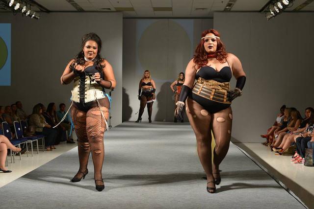 Brazíliában is gondoltak a teltkarcsú vásárlókra. Kattintson a többi képért!