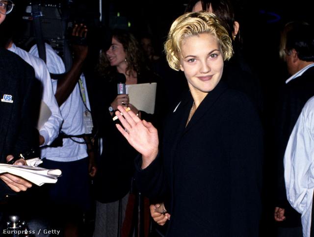 10. Drew Barrymore vadsága