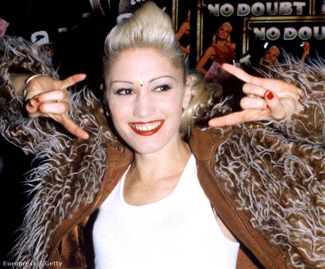 14. A vagány Gwen Stefani