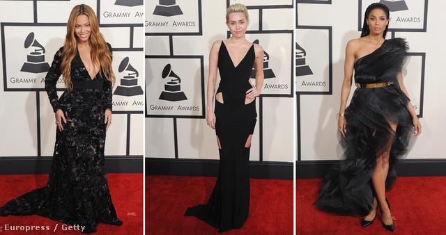 Beyoncé, Miley Cyrus és Ciara