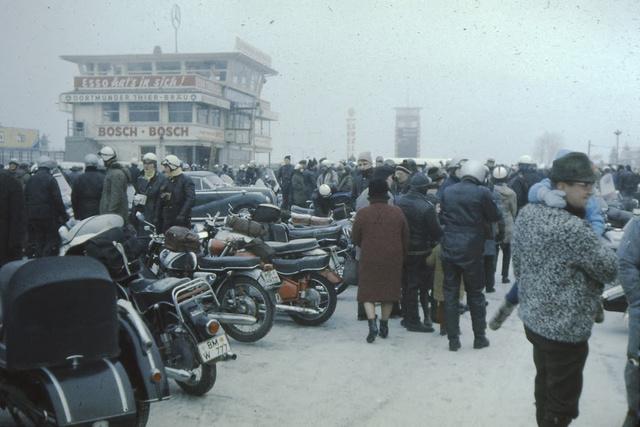 Ilyen volt az Elefantentreffen a Nürburgringen, 1967-ben