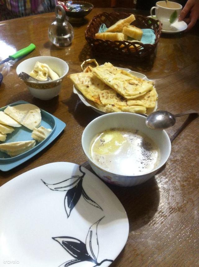 Dagesztáni reggeli