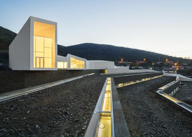 Álvaro Fernandes Andrade épülete Portugáliában