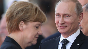 Kinek nagyobb? Putyinnak vagy Merkelnek?