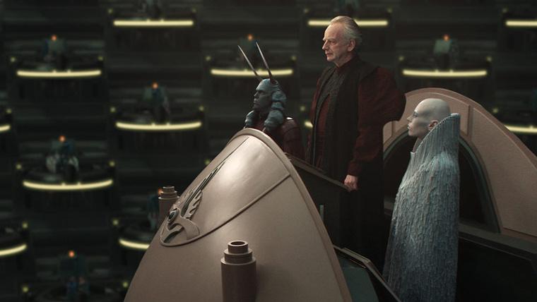 Palpatine szenátor útja a császári trónig igazi politikatörténeti csemege