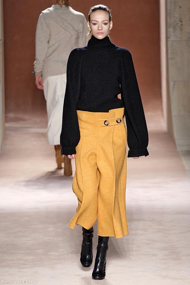Victoria Beckham idén egy 1992-es minisorozatból, a The Borrowersből merített ihletet a tervezésnél.