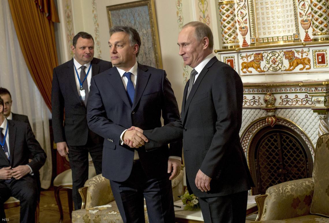 Keskeny Ernő is jelen volt, amikor Orbán Viktor és Putyin megállapodtak a paksi bővítésről.