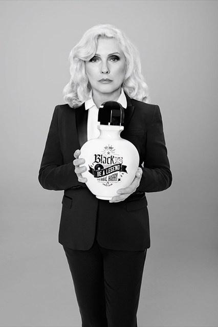 Debbie Harry a francia márka arca