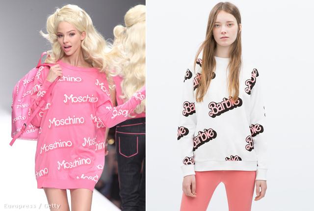 Moschino 2015 tavasz-nyár vs. Zara 2015 tavasz