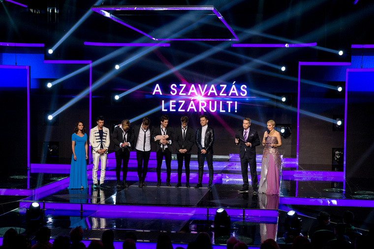 """Csemer Boglárka """"Boggie"""" múlt éjjel megnyerte a Dalt, úgyhogy május 19-én Bécsbe utazik, hogy ott képviselje Magyarországot az Eurovíziós Dalversenyen."""