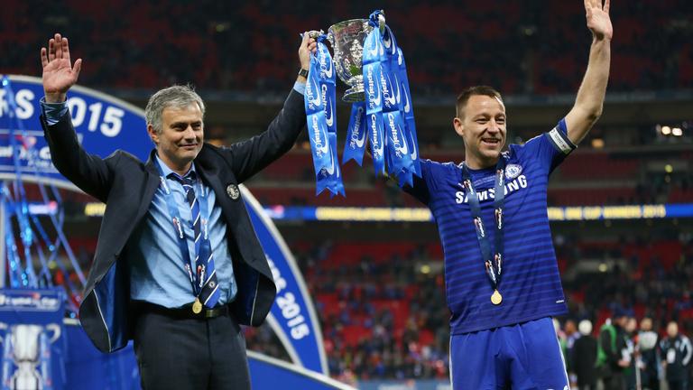 Mourinho rég örült ennyire kupasikernek
