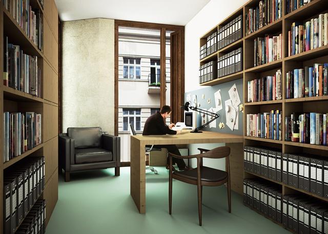 Ötszintes könyvtárat kap a CEU 2016-ra
