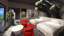 Godzilla hotelt épít Japán az Olimpiára