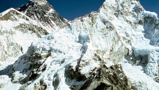 A Mount Everest