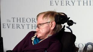 Stephen Hawking is poénkodik az Angolkákban