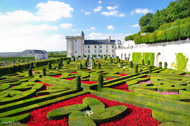 Villandry, Franciaország