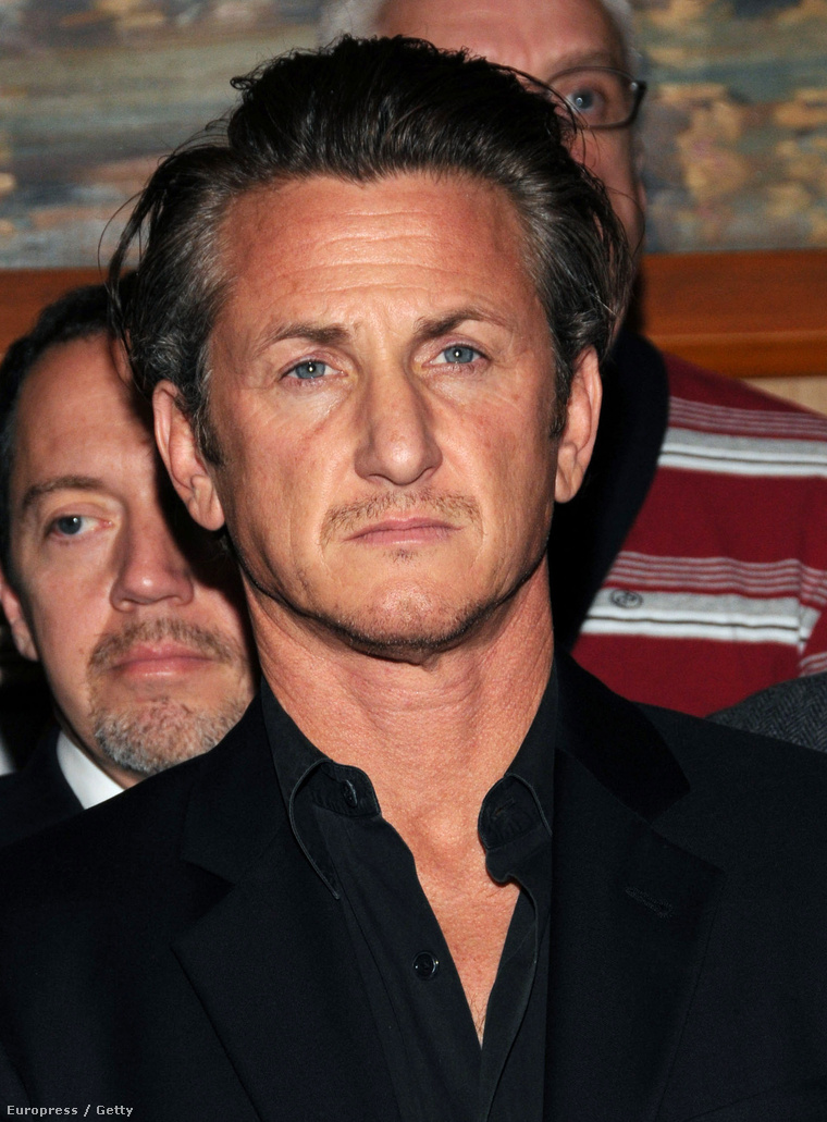Harvey Milk – Sean Penn