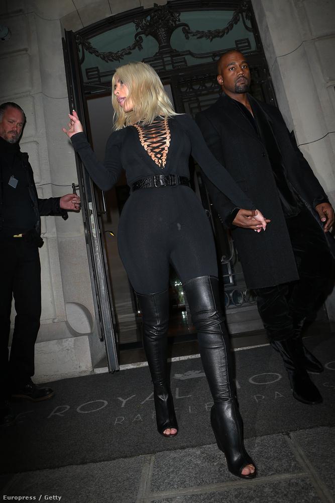 A vasárnapi Givenchy show-n jött a kegyelemdöfés.