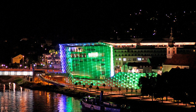 Ars Electronica Center, Linz